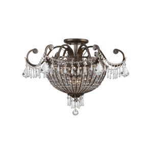 Camelot Semi-Flush Ceiling Light