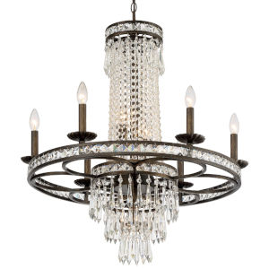 Majestic Ten-Light Chandelier