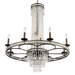 Majestic Twelve-Light Chandelier