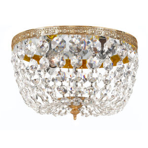 Richmond Swarovski Strass Flush Mount