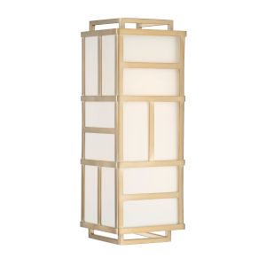 Danielson Vibrant Gold Two-Light Sconce