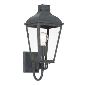 Dumont Graphite One-Light Outdoor Wall Mount