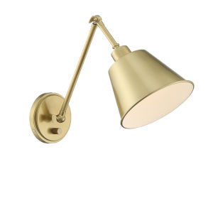 Mitchell Aged Brass 23-Inch One-Light Wall Sconce