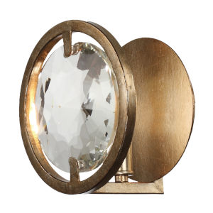 Quincy One-Light Distressed Twilight Wall Sconce