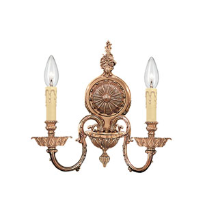 Georgetown Two-Light Wall Sconce