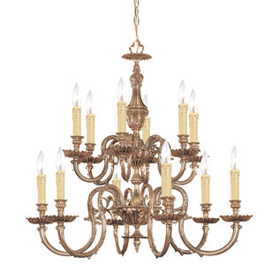 Georgetown Two-Tier Chandelier