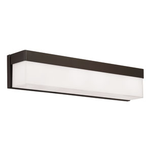 Grayson Dark Bronze Four-Light Bath Light
