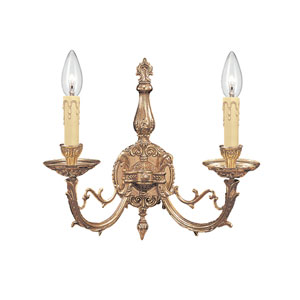 Etta Two-Light Wall Sconce
