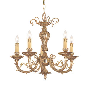 Etta Five-Light Chandelier