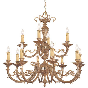 Etta Twelve-Light Chandelier