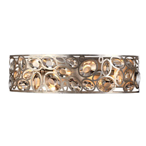Sterling Distressed Twilight Four-Light Bathroom-Vanity Light
