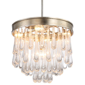 Julien Five-Light Distressed Twilight Chandelier