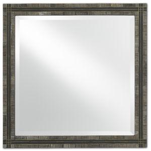 Gregor Brass Small Wall Mirror