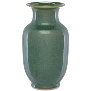 Karoo Crystalized Green Small Crystalized Vase