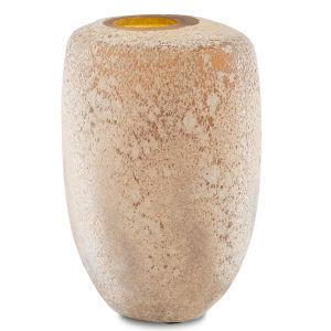 Mandarin Coral Sands Large Vase