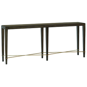 Verona Chanterelle Chanterelle and Champagne 76-Inch Table