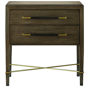 Verona Chanterelle Coffee and Champagne 28-Inch Chest