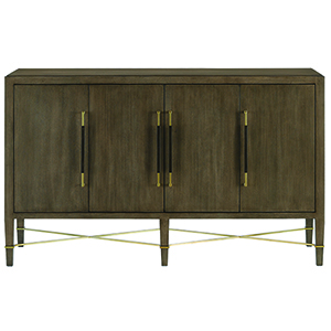 Verona Chanterelle Coffee and Champagne 67-Inch Sideboard