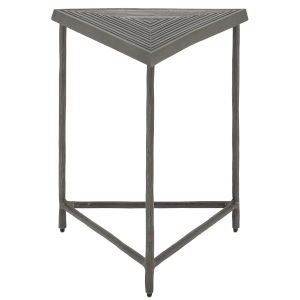 Golo Graphite Accent Table