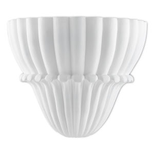 Winfield Gesso White One-Light Wall Sconce