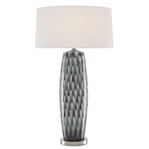 Minten Indigo One-Light Table Lamp