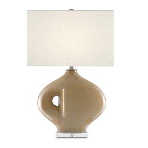 Akimbo Peach One-Light Table Lamp