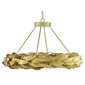 Apollo Contemporary Gold 20-Light Chandelier