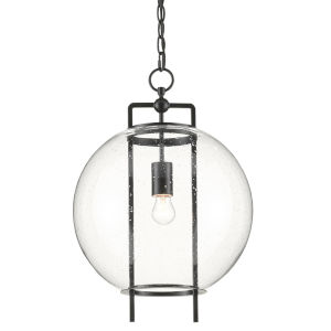 Breakspear Antique Black One-Light Pendant