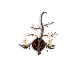 Treetop Plug-In Sconce