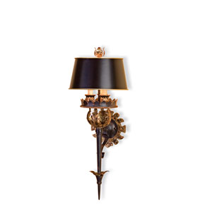 The Duke Plug-In Sconce