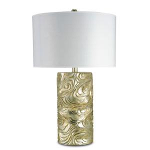 Silver Granello One-Light Grenier Table Lamp