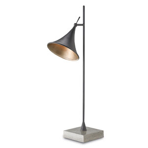 Graham Blacksmith 9-Inch One-Light Table Lamp