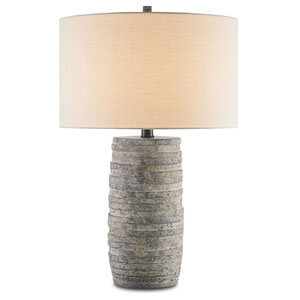 Innkeeper Rustic One-Light Table Lamp