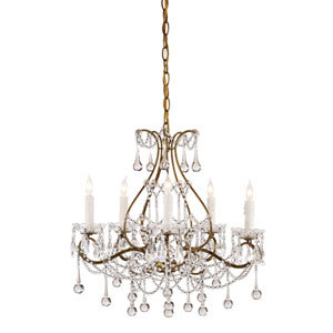Paramour Five-Light Chandelier