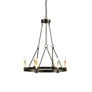 Chantelaine Six-Light Chandelier