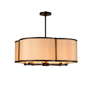 Linley Eight-Light Pendant