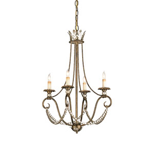 Anise Four-Light Chandelier