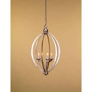 Bella Luna Three-Light Mini Chandelier