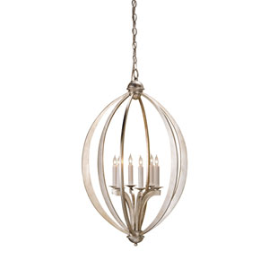 Bella Luna Six-Light Chandelier