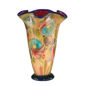 Coast Sand Glass 14-Inch Favrile Vase