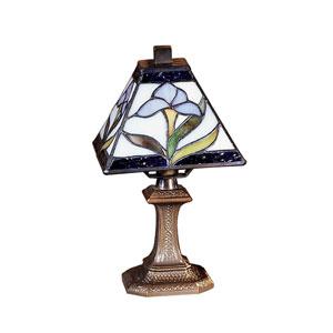 Irene Antique Brass Accent Lamp