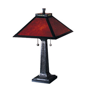 Mica Camelot Table Lamp