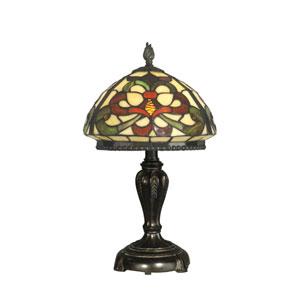 Fieldstone 19-Inch Tiffany Table Lamp