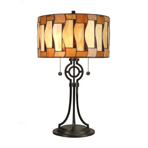 Addison Antique Bronze Table Lamp