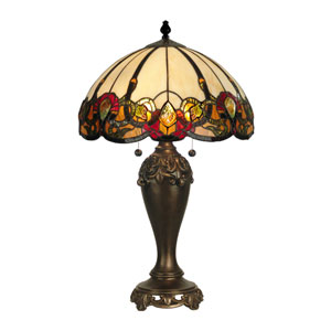 Crystal Baroque Northlake Table Lamp
