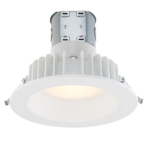White 13W 2700K 895 Lumen LED Recessed Light