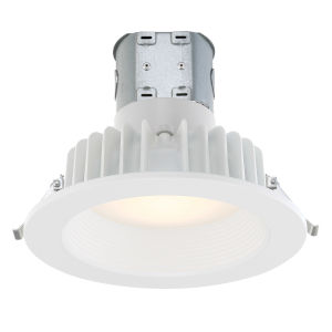 White 13W 3500K 910 Lumen LED Recessed Light