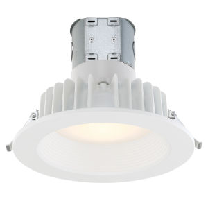 White 13W 4000K 910 Lumen LED Recessed Light