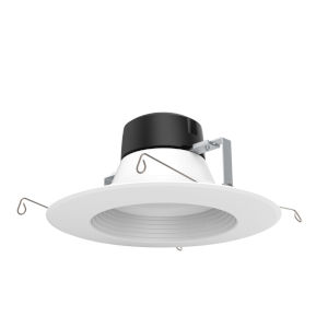 White 18W 5000K 1535 Lumen LED Recessed Light