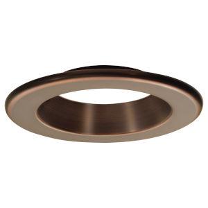 Bronze Five-Inch Recessed Trim Ring